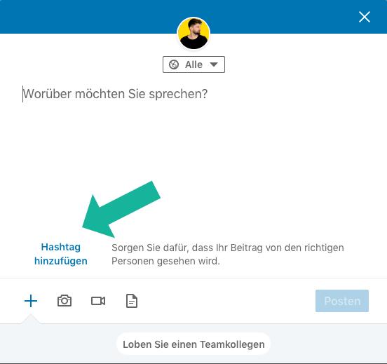LinkedIn-Symbol