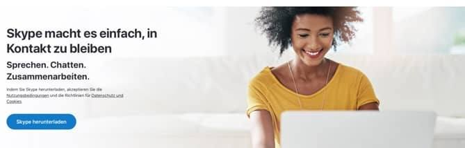 Nutze Skype, um deine erste Version deines Online Kurses zu erstellen. Produkt Launch