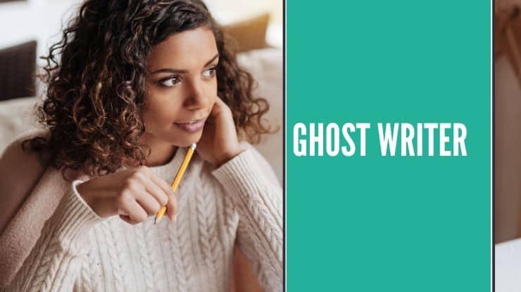 Geld als Ghost Writer im Internet verdienen