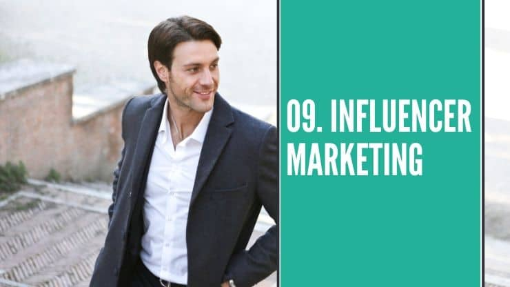 Influencer Marketing für dein Online Business nutzen