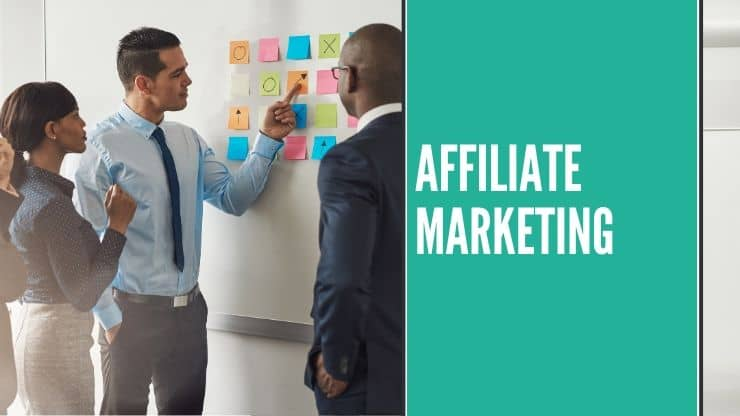 Mit Affiliate Marketing online Geld verdienen