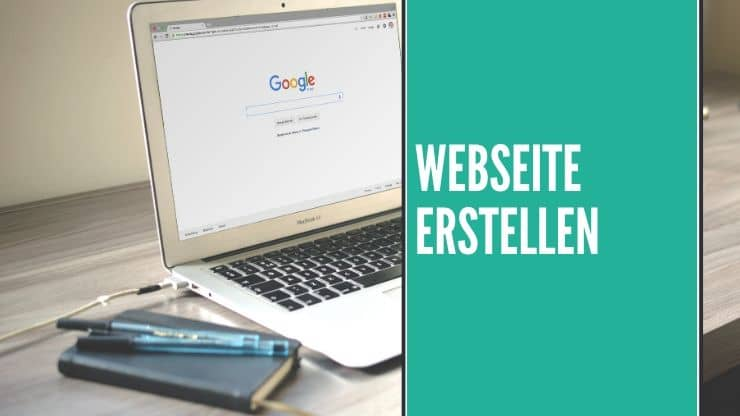 Online Business Webseite starten