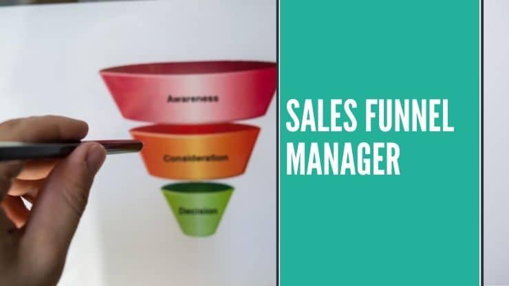 Passives Einkommen als Sales Funnel Manager