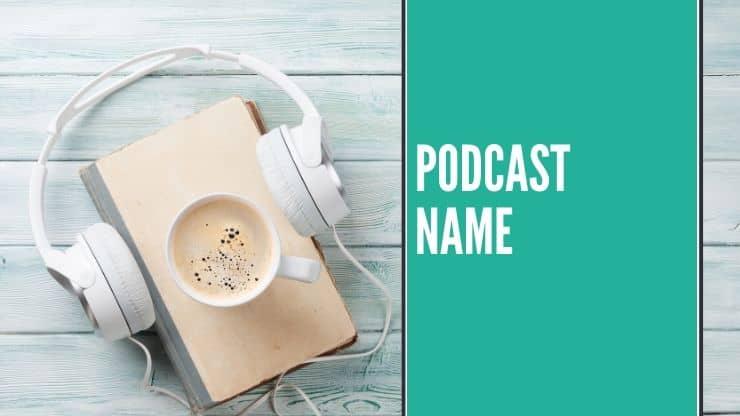 Den Namen für deinen Podcast finden