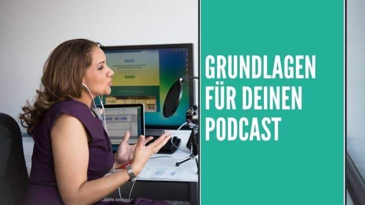 podcast selber machen